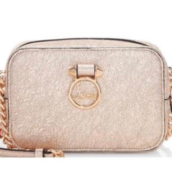 7036f9cce51 Women's Rubylou Mini Rose Gold Leather Bag